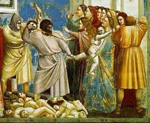 Santos Inocentes de Giotto