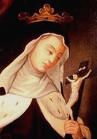 blažena Frančiška D'Amboise - ustanoviteljica karmeličank