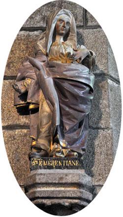 Santa Emerentiana