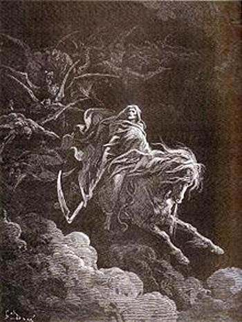 Muerte de Gustave Doré
