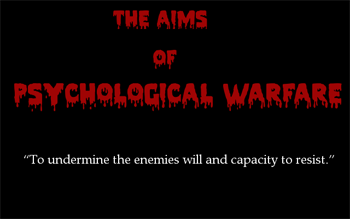 Guerra psicológica