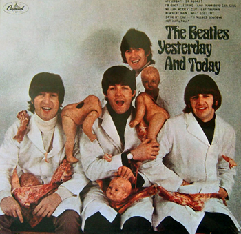 Image result for the beatles satanic