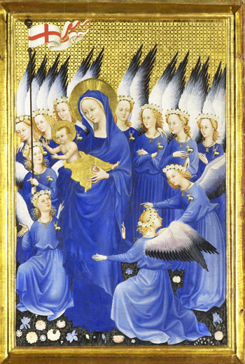 Our Lady Queen of Angels prayer