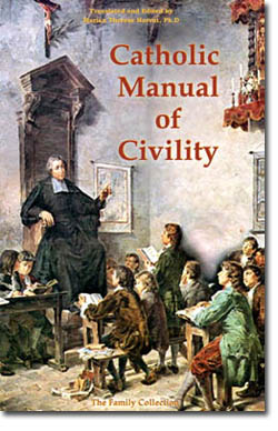 catholic manual of civility book cover