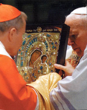 Vatican Hands Over Our Lady Of Kazan Icon To Russia