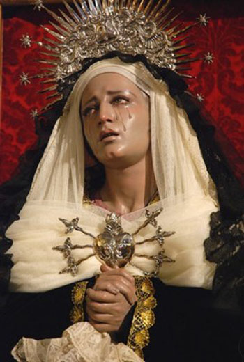 Mary: Woman of Sorrows