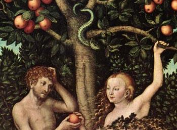 Serpiente de Adán y Eva