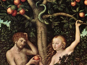 Image result for adam and eve renaissance art
