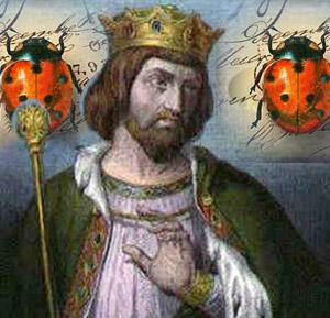Ladybug: Our Lady's Bug: A Symbol of Protection by Elaine Jordan
