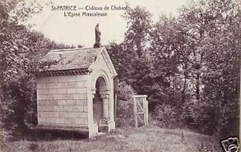 Capilla de St Patrick - Chalon Francia