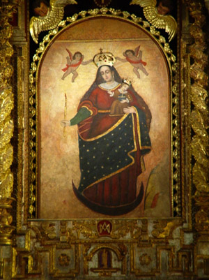 bolivia s virgen del socav n or the virgen de la