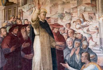 predicación dominicana