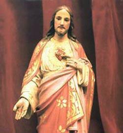 Nuestro Señor nos invita a venerar su Sagrado Corazón