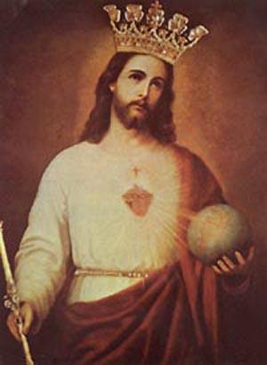 Nuestro Señor y su Sagrado Corazón