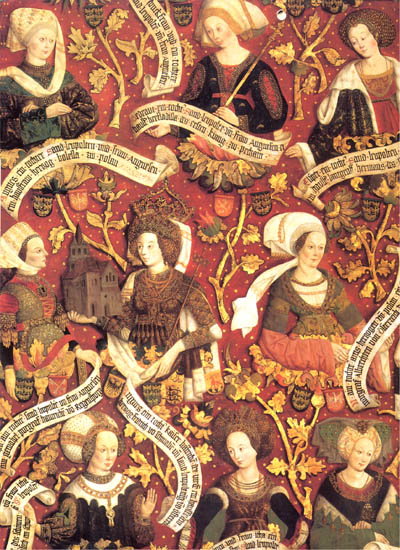 religious women in medieval time essay Christianity became the dominant religious during the middle ages in western europe most part of europe was christianized during this time geographically.