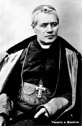 San Pío X como Obispo