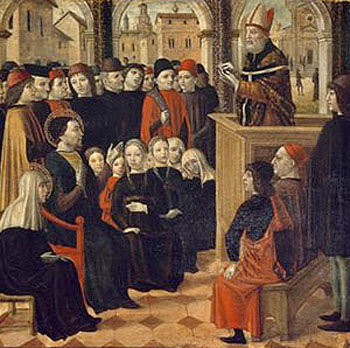 aquinas vs augustine on their varying A definition of political philosophy:  thomas aquinas vs saint augustine  students but also curious people on human sciences to quench their thirst for.