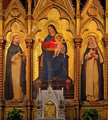 Holy Rosary Church_Rome