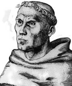 Luther's Lack of Credibility by Fr  Leonel Franca