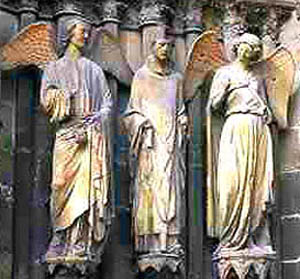 Reims, Angels