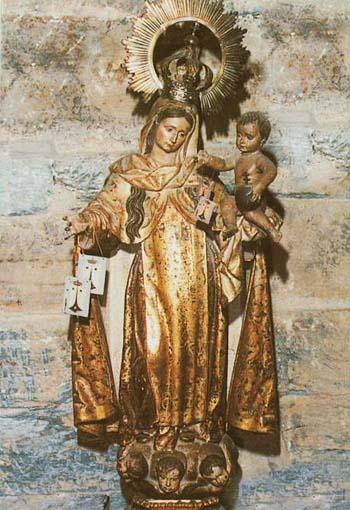 Nuestra Señora del Carmen, Santiago