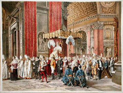 El Papa es el Faraón!  I005_PIUSIX_sedia