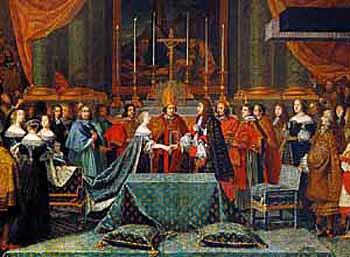 louis xiv and religion essay French absolutism essaysin 17th  save your essays here so you can locate  and religion, louis xiv was most responsible for the development of the french.